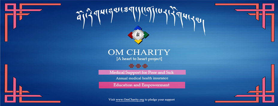 Welcome to The Om Charity online